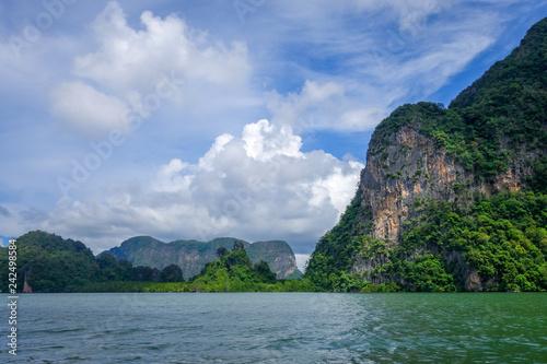 Keuken foto achterwand Asia land Phang Nga Bay, Thailand