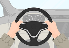 Driving Safety. The Right Posi...