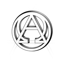 Alpha And Omega Icon. Beginnin...