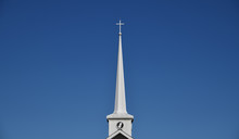 """""""The Hands"""" Close Up Of Church Steeple Unretouched"""