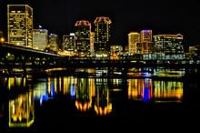 Grand Illumination On The River