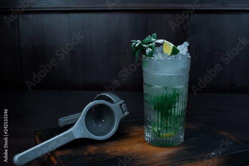 Keuken foto achterwand Cocktail Cocktail
