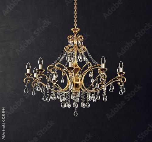 Cuadros en Lienzo chandelier