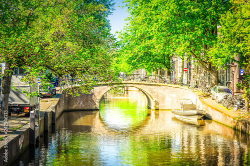 Photo Houses of Amstardam, Netherlands