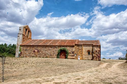 Fotografie, Obraz  Iglesia en ruta del color, alquité