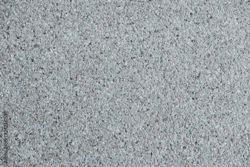 Photo Explsed aggregate finish concrete wall and floor background texture