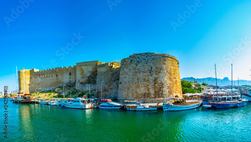 Foto op Plexiglas Noord Europa Kyrenia Castle situated in the Northern Cyprus