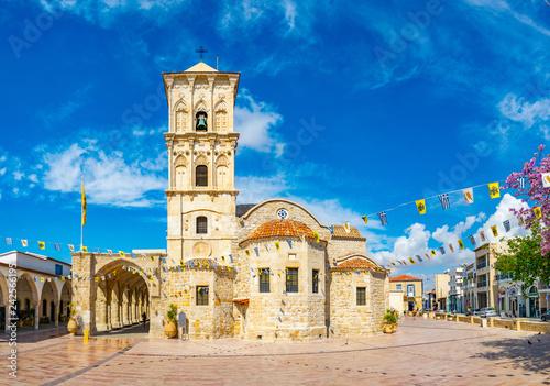 Fotobehang Cyprus Church of Saint Lazarus in Larnaca, Cyprus