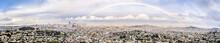 Panoramic View Of San Francisc...