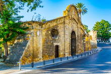 Famagusta Gate At Nicosia, Cyp...