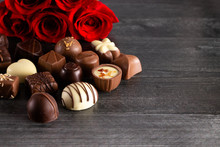 Chocolates And Roses  Perfect ...
