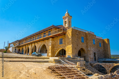 Monastery of Apostolos Andreas on Cyprus Wallpaper Mural