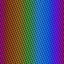 Rainbow Cloth Texture