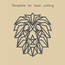 Template Animal For Laser C...