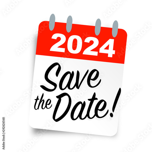 Fotografia  Save the date 2024