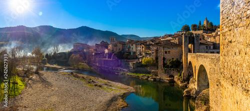 Fotografía Magnifique village de Besalu en Catalogne, Espagne
