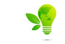 Lampadina, Fotovoltaico, Sostenibile, Energia Alternativa
