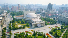 Novosibirsk State Academic Theater Of Opera And Ballet. Russia, From Dron
