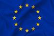 Leinwanddruck Bild - European Union Flag