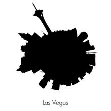 Las Vegas Vector Circular Skyl...