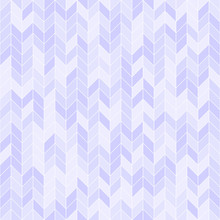 Violet Herringbone Pattern. Seamless Vector