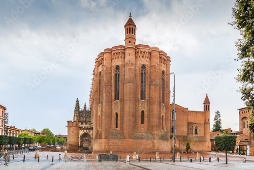 Albi Cathedral, France Wallpaper Mural