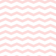 Seamless Chevron Pattern Pink And White. Design For Wallpaper, Fabric, Textile, Wrapping. Simple Background