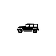 Jeep Icon Vector. Jeep Vector ...
