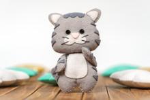 Beautiful Children's Toy. Gray...