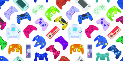 Video game controller gamep...