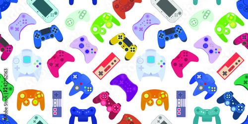 Video game controller gamep...
