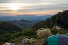 Landscape With Mountainsat Doi...
