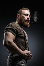 Lumberjack Brutal Red Beard Mu...