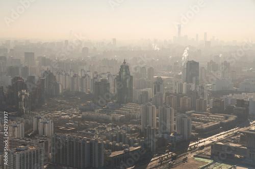 Spoed Foto op Canvas Peking Beijing