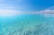 Leinwanddruck Bild Clear Water