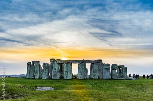 Obraz na płótnie Stonehenge