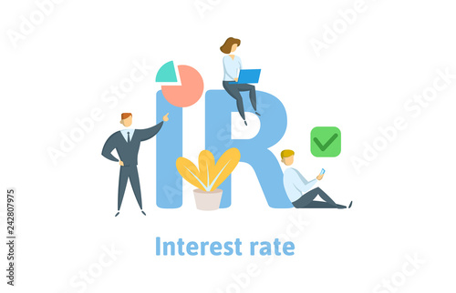 Fotografía  IR, Interest Rate