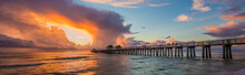 Pier Naples Florida, USA