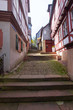 Kleine Gasse in Miltenberg