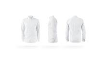 Blank White Weared Classic Men...
