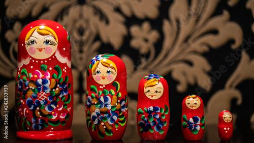 Photo Russian Family