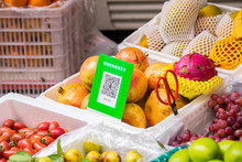 Qr Codes For Cashless Payment ...