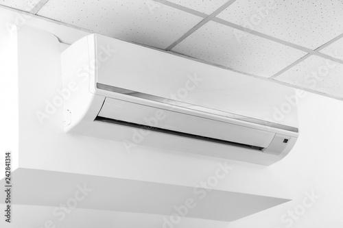 Valokuva Modern air conditioner on wall