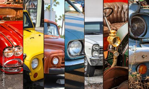 Photo  Lampen Scheinwerfer von Autos