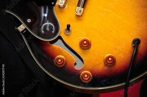 Fotografie, Obraz  Guitarra eléctrica