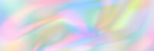 Horizontal Abstract Pastel Hol...