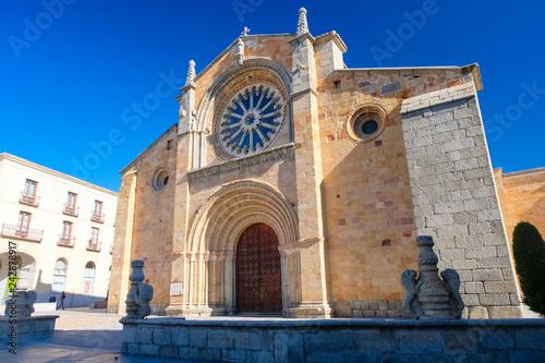 アビラ サン・ペドロ教会