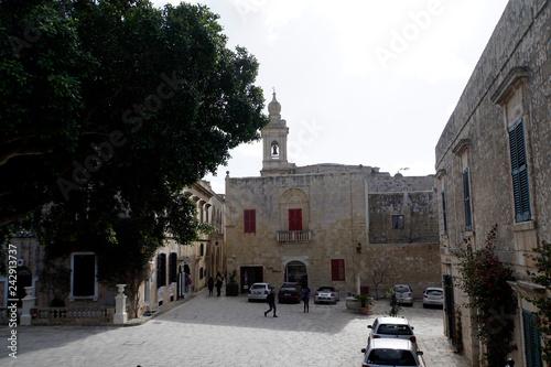 Foto  historische Altstadt von Mdina, Malta
