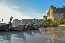 Barca Tailandesa Tradicional  ...