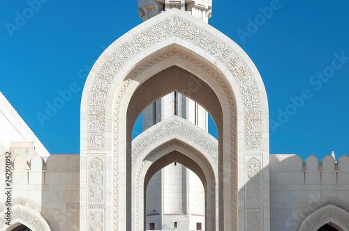 Fotografía Sultan Qaboos Grand Mosque - Muscat - Oman